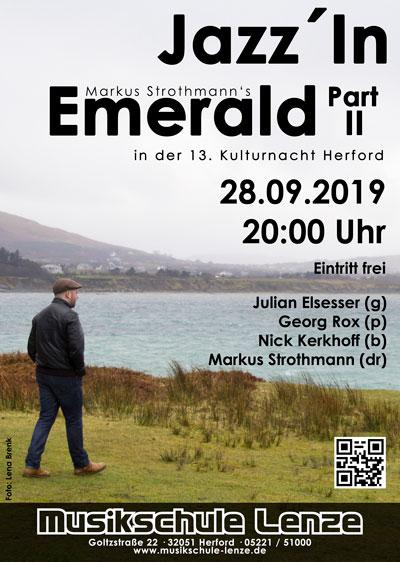 Markus Strothmann's Emerald Part II